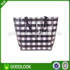 China laminated pp non woven foldable reusable shopping bag