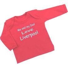 Baby (Newborn) Printed Red Long Sleeve O-neck T-shirt (Rib)