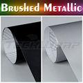 عالية تمتد teckwrap 2014 3 حجم الألوان: m الصلب 1.52x20 المعدن المصقول الفينيل سيارة التفاف