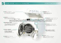 Dental supplier Class B european standard autoclave manufacturers with bulit in printer