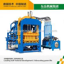 auto brick plant|automatic fly ash brick machine|coal brick machine QT4-15C DONGYUE