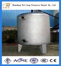 supply pressure vessel of water tank