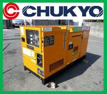 Denyo Generator 20 kw DCA - 25SPI - C Japan Model <SOLD OUT>/ Sound proof , 25 KVA , Engine Isuzu