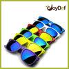 Mirrored Lens Custom Wayfarer Sun glasses China Wholesale Sunglasses