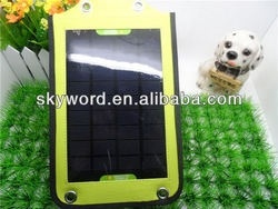 Cheap price solar mobile charger bag from direct factory