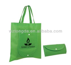 cheapest non-woven foldable shopping bag wholesale