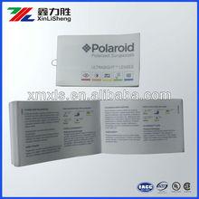 Company Product Catalogue Printing On Alibaba / Brochure printing service