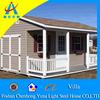 Prefabricated Luxury Villa House(CHYT-V3002)