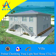 Cost Efficient Prefabricated Villa House(CHYT-V3008)