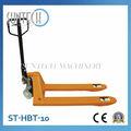 Carro de plataforma hidráulica/paletas/transpaletas/montacargas( para la tela de transporte también)