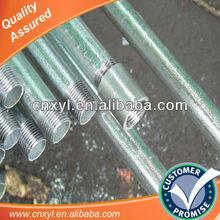 ASTM A53 Gr.B GTC hot dip galvanized steel pipe
