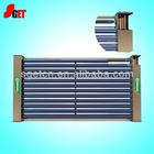 balcony wall mounted solar water heater