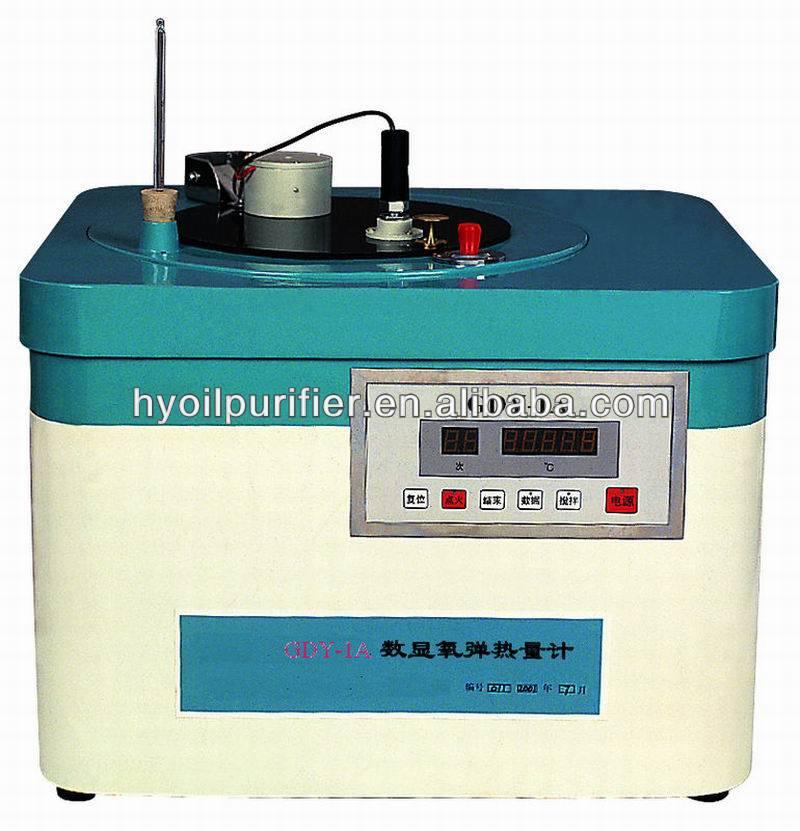 Calorimeter Bomb Manufacturer Oxygen Bomb Calorimeter of