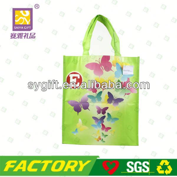 Cheapest reusable eco foldable shopping bag