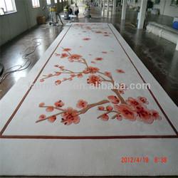 Handtufted Custom Wool Rugs ASWA, alphabet/ number rugs