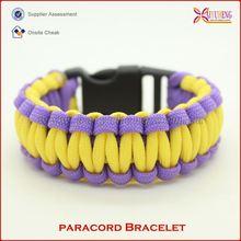 2014 the newest promotional paracord bracelet