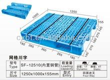 OEM plastic pallet mould for plasitc pallet the grid plastic tray