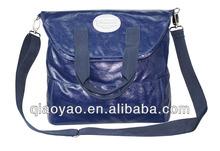 2014 High Quality Fashion Coated Canvas Men's Business Handbag