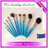 ZRY personalized High end 10pcs makeup brush set