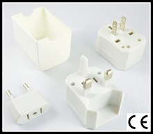 Commercial Application and Non-Grounding Grounding foreign universal travel adapter