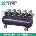 projeto novo equipamento de dentista ghh rand compressor de ar