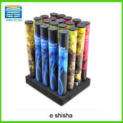 More than 500 puffs 30 flavors disposible e cigarette e shisha pen