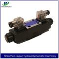 Yuken valve hydraulique électrovanne dsg- 01- 3c60- a110