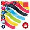 OEM packing 0.91inch OLED step counter promotional gift sport watch
