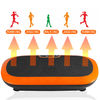 2014 factory patnet disign crazy fit power vibration plate with CE ROHS