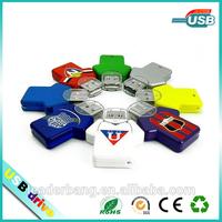 OEM promotional wearable usb flash drive