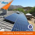 práctico 5w a 250w fotovoltaico panel solar para el proveedor de china