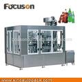 Automático instrumento de llenado de bebidas gaseosas de la máquina