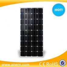 Practical 5W to 250W portable flexible solar panel