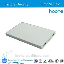 Free sample universal external portable power bank