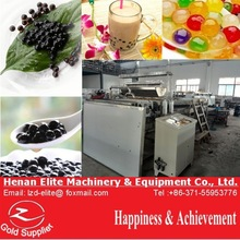 Automatic popping boba fruit juice in popping balls making machine