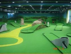 Mini golf product