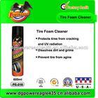 600ml Aerosol Foam Tire Cleaner (Car Care Product)