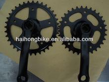 high painted and heavy duty chainwheel crank