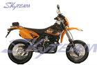 SKYTEAM 125cc 250cc 4 stroke EEC SM super moto and Trail enduro and Off road dirt bikes