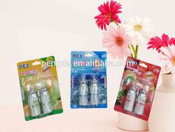 2pcs 12MLautomatic refill automatic air freshener
