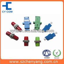 FC SC ST LC Fiber Optic Adapter/Adaptor Manufacturer,High quality&Good price