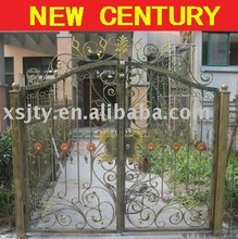 cheap and beautiful morden forged door design model