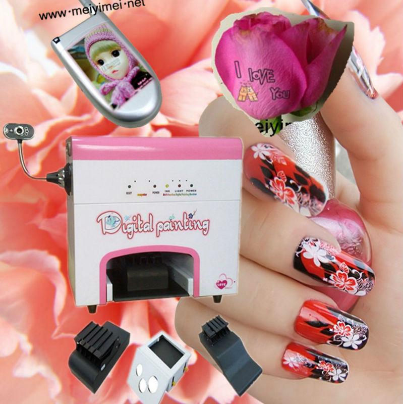 30 outstanding Digital Nail Art – ledufa.com