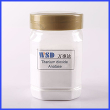 Plastic or paint grade titanium dioxide anatase