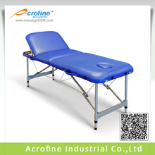 Aluminum Massage Table beauty couches - aluminium sammenklappelige massagebriks