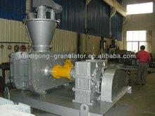 Fertilizer double roller granulator