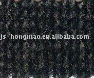Checked Men's Woolen Coat Fabric