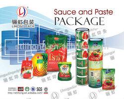 Food Packaging Flexible Plastic Packaging Manufacturer