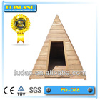High quality wooden dog house in high demand