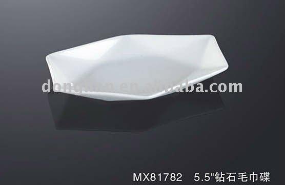 china manufacturer factory direct porcelain long dish